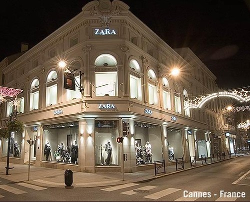 ZARA Cannes France