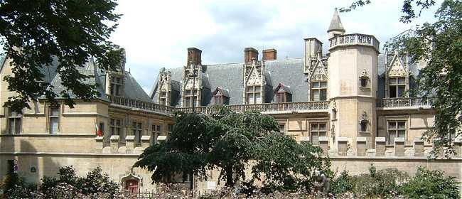 The Musée de Cluny